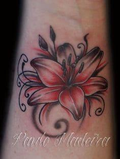 Lily Tattoo 49