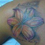 Lily Tattoo (5)