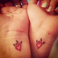 Matching Tattoo 4