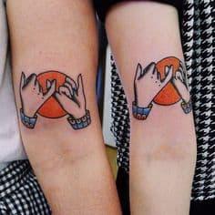 Matching Tattoo 46
