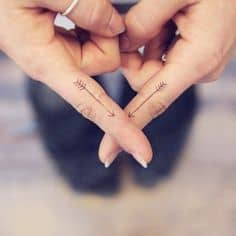 Matching Tattoo 49