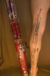 Music Tattoo 25