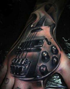 Music Tattoo 27