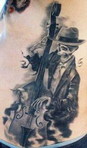 Music Tattoo 28