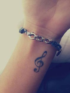 Music Tattoo 53