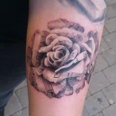 Music Tattoo 63