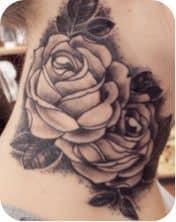 Neck Tattoo 15