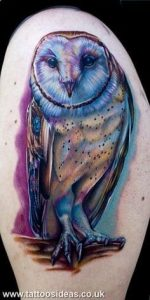 What Does Owl Tattoo Mean 45 Ideas and Designs