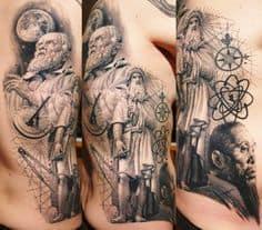 Rib Tattoo 16