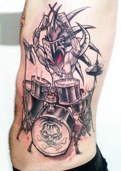 Rib Tattoo 23
