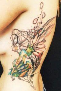 Rib Tattoo 5