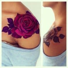 Rose Tattoo 16