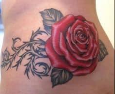 Rose Tattoo 19