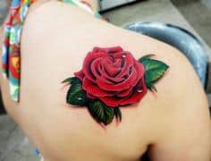 What Does Rose Tattoo Mean 45 Ideas And Designs