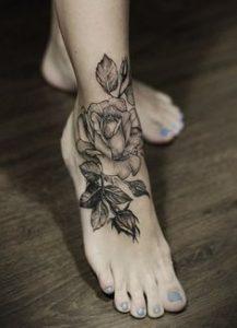 Rose Tattoo 30