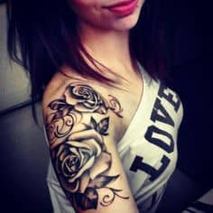Rose Tattoo 35