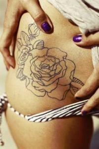 Rose Tattoo 44