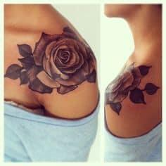Rose Tattoo 7