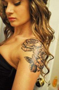 Rose Tattoo 8