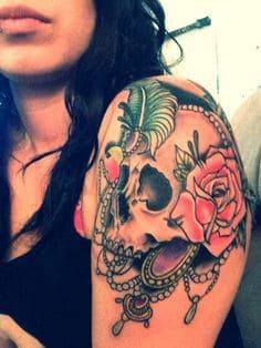 Shoulder Tattoo 13