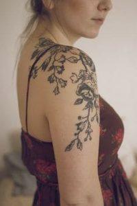 Shoulder Tattoo 20