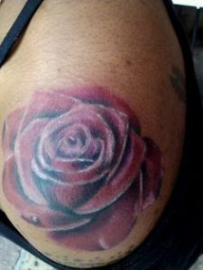 Shoulder Tattoo 24