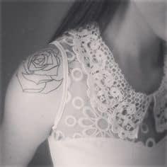 Shoulder Tattoo 28