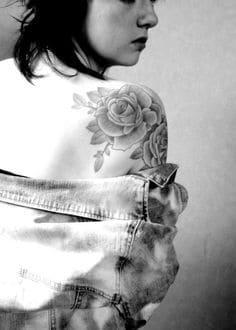 Shoulder Tattoo 31