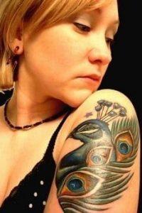 Shoulder Tattoo 36