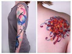 Shoulder Tattoo 43