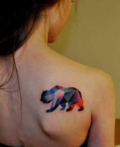 Shoulder Tattoo 46