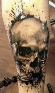 Skull Tattoo 11