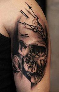 Skull Tattoo 13
