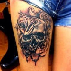 Skull Tattoo 15