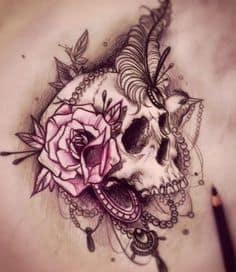 Skull Tattoo 18