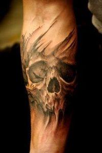 Skull Tattoo 24