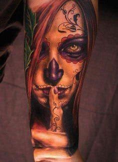 Skull Tattoo 29