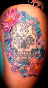 Skull Tattoo 31