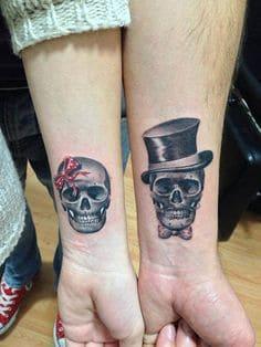 Skull Tattoo 32