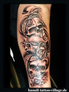 Skull Tattoo 33