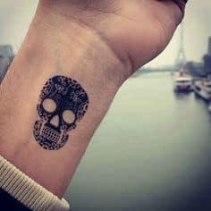 Skull Tattoo 34