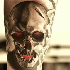 Skull Tattoo 35