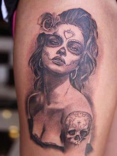 Skull Tattoo 38