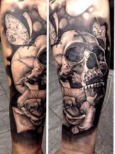 Skull Tattoo 42
