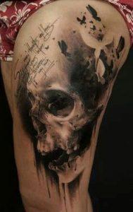 Skull Tattoo 6