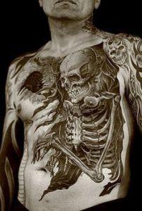Skull Tattoo 7