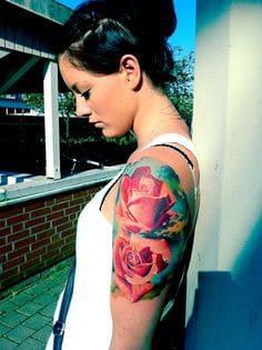 Sleeve Tattoo 12