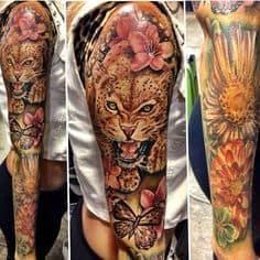 Sleeve Tattoo 14