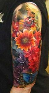 Sleeve Tattoo 16