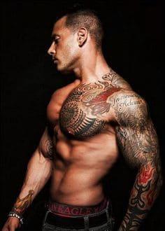 Sleeve Tattoo 22